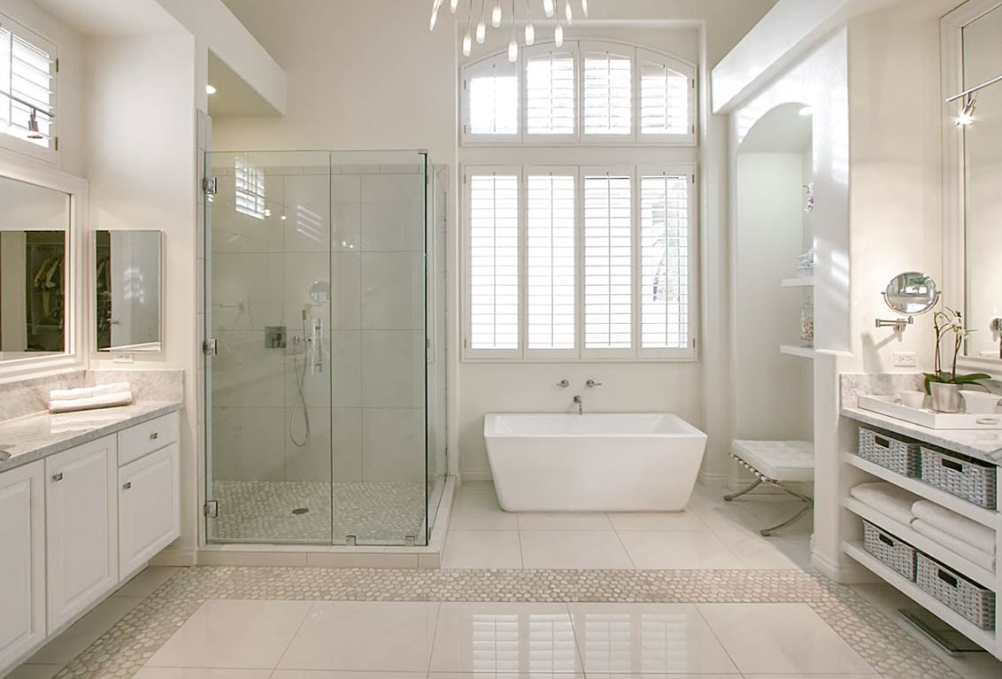 Custom Master Bath Design Pictures To Pin On Pinterest