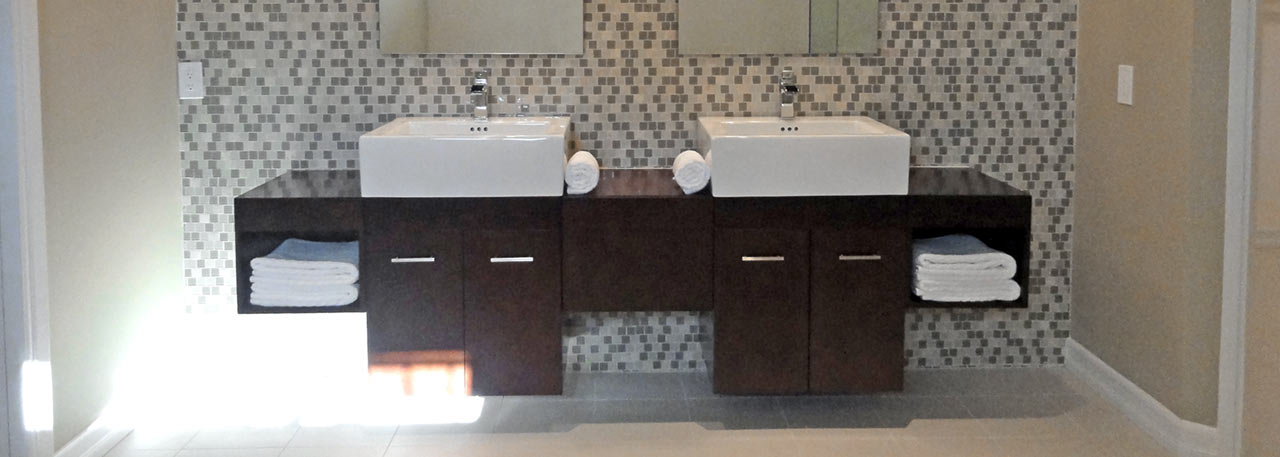 Las vegas bathroom remodel kitchen renovation flooring installs - Bathroom cabinets las vegas ...